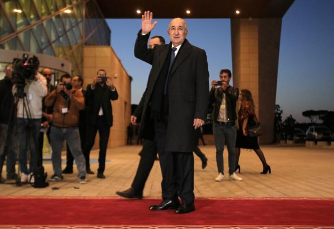 Abdelmadjid Tebboune, 74 ans, a été premier ministre d'Abdelaziz Bouteflika du 25 mai au 15 août 2017.