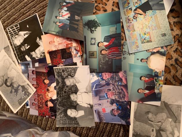 Quelques photos d'archives de «Rousski».