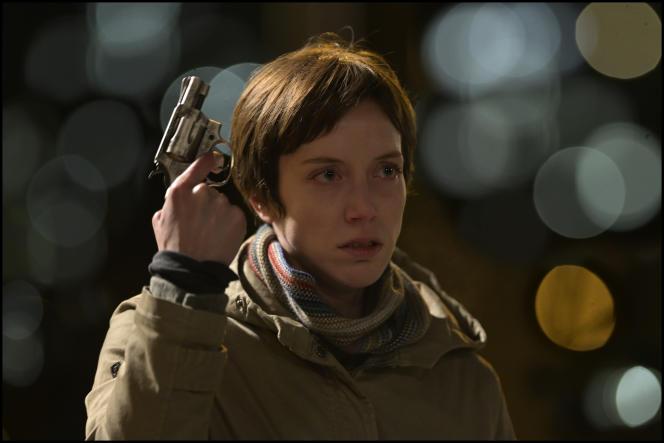 Sara Giraudeau incarne Coline dans«Les Envoûtés».