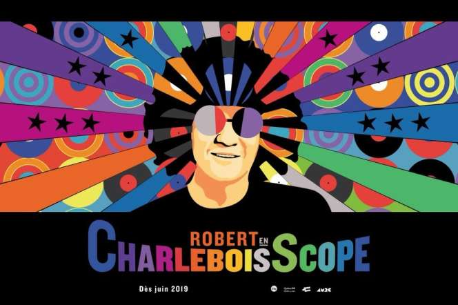 Visuel du spectacle« Robert en CharleboisScope».