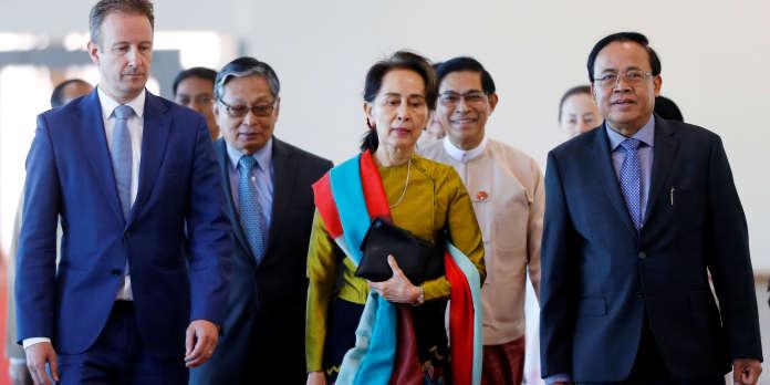 La Birmanie d'Aung San Suu Kyi poursuivie pour génocide à La Haye