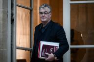 Jean-Paul Delevoye, le 1er décembre, à Matignon.