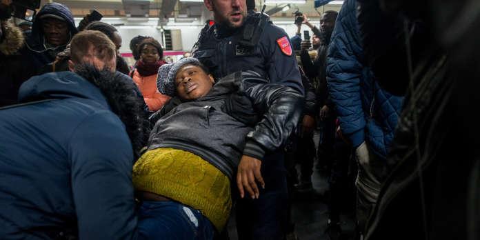 « On va tomber ! Bougez-vous ! » : bousculades et confusion dans les gares parisiennes