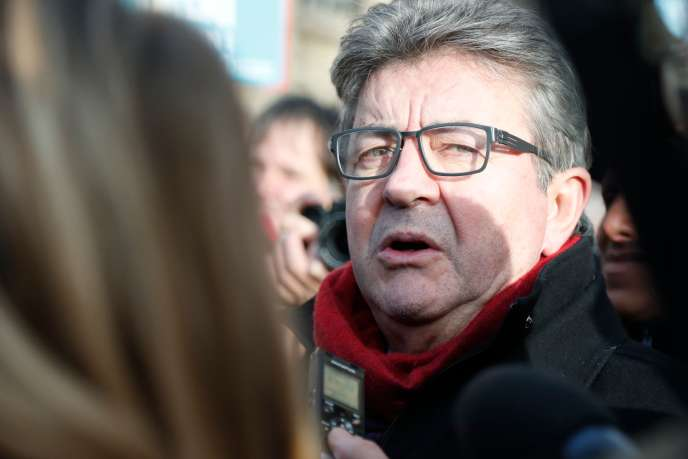 """LFI executives, together with Jean-Luc Mélenchon, focused by preliminary inquiry for """"breach of belief"""""""