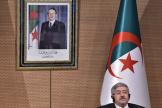 Ahmed Ouyahia, alors premier ministre algérien, à Alger, le 3avril 2018.