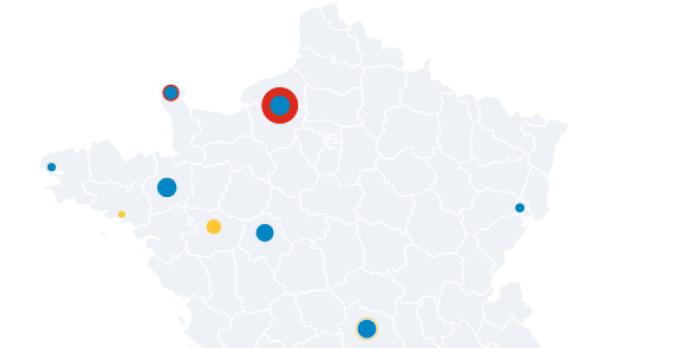 Grève du mardi 10 décembre : combien de manifestants dans les villes de France ?