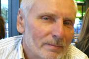 L'écrivain Nicolas Bokov, en mars 2014.