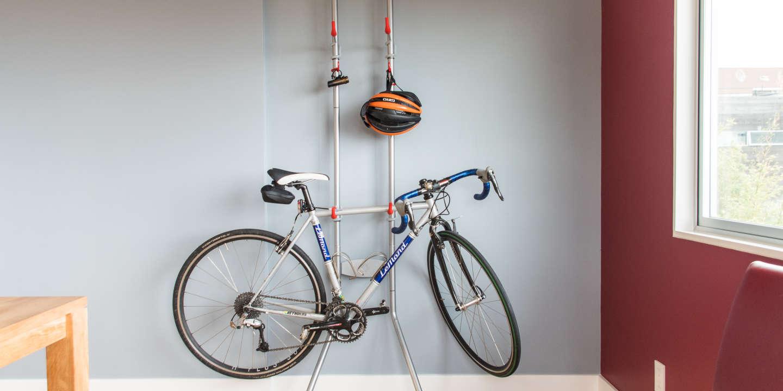 Fixation Pour Velo Garage comparatif : les porte vélos d'intérieur