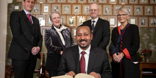 Prix Nobel de la paix: l'Ethiopien Abiy Ahmed écourte le programme norvégien