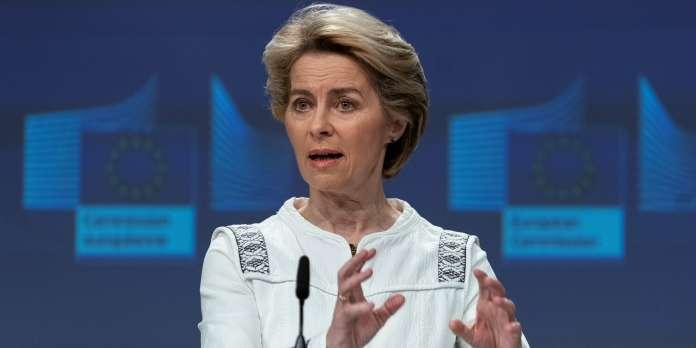 """Ursula von der Leyen : « Un """"green deal"""" européen pour ralentir le réchauffement de la planète »"""