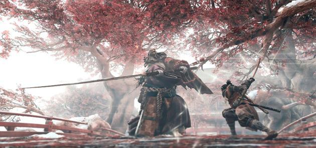 Sekiro a le droit de mourir deux fois. C'est comme ça, c'est dans le titre du jeu, on ne peut pas discuter.