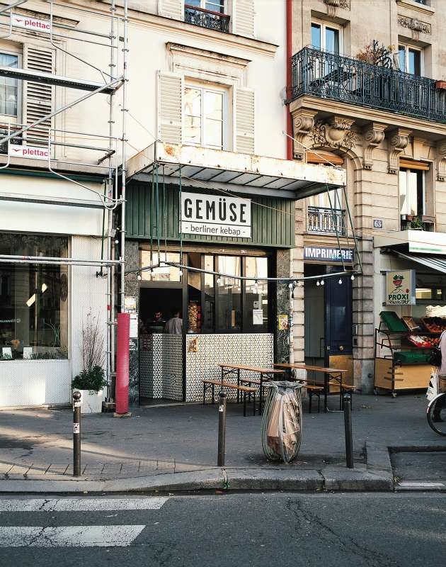 Dans le 18e arrondissement parisien.