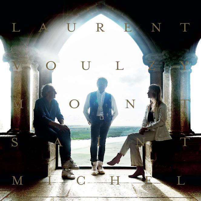 Pochette de l'album« Mont-Saint-Michel», de Laurent Voulzy.