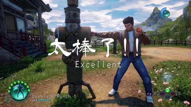Excellent! Grâce à un lancer d'expert en arts martiaux, «ShenmueIII»est le premier leader de notre jeu de l'oie.