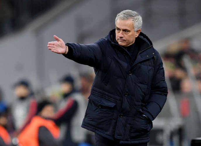 José Mourinho a bien débuté sur le banc de Tottenham