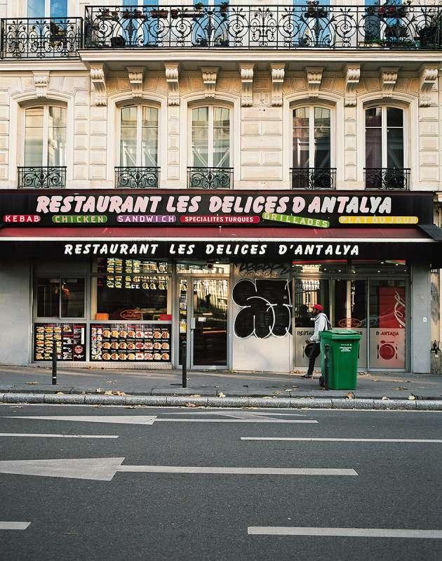 Boulevard de la Villette, dans le 19e arrondissement de Paris.