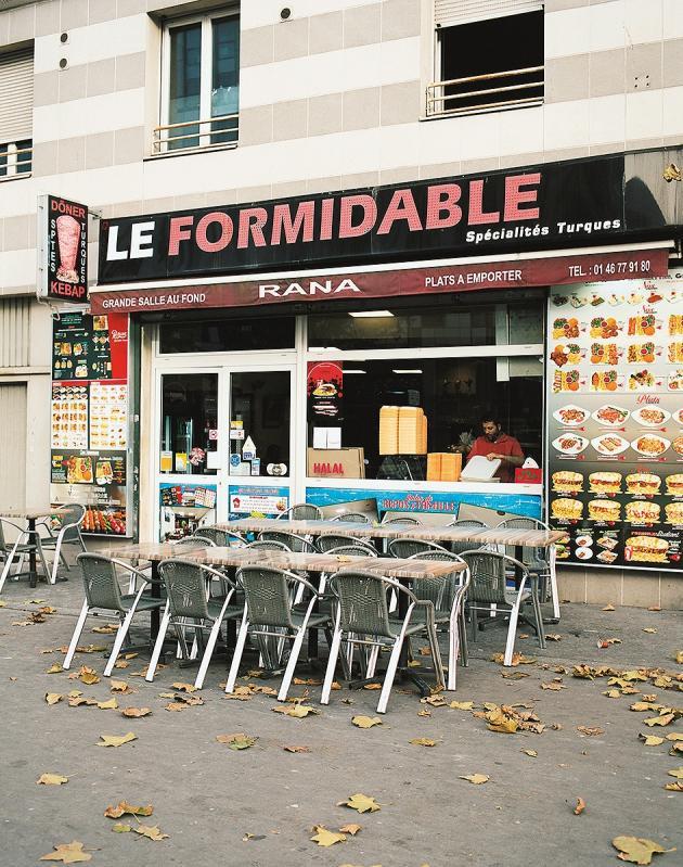Le Formidable, à Villejuif (Val-de-Marne).