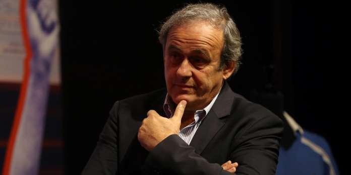 La FIFA réclame le remboursement de 2 millions de francs suisses à Michel Platini