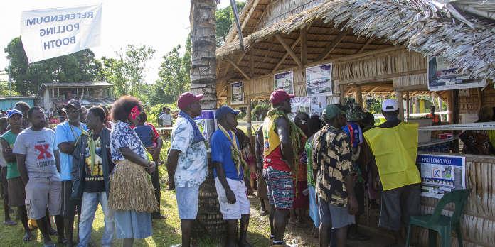 Papouasie - Nouvelle-Guinée : l'archipel de Bougainville a voté pour l'indépendance