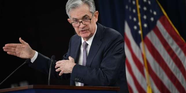 La Fed ne prévoit pas de bouger ses taux en2020
