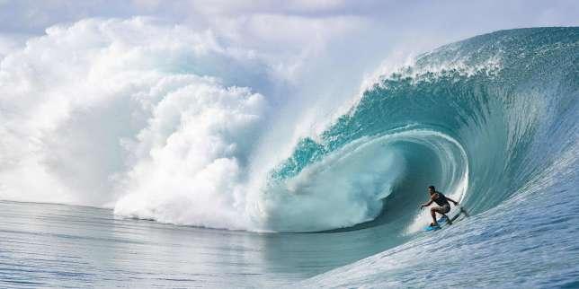 Jeux olympiques 2024: les épreuves de surf auront lieu à Tahiti, «sur la plus belle vague du monde»