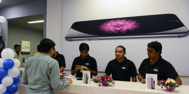 Apple prépare son débarquement imminent en Inde