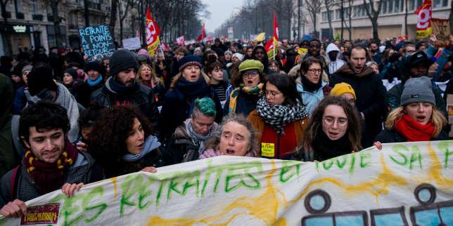 Retraites : les syndicats appellent à une nouvelle journée de mobilisation mardi 17 décembre