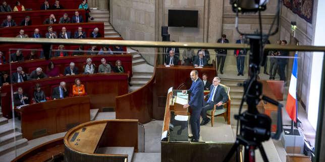 La semaine où Edouard Philippe a pris la main sur la réforme des retraites