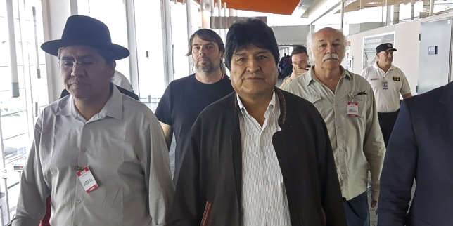 La Bolivie va émettre un mandat d'arrêt contre son ancien président Evo Morales
