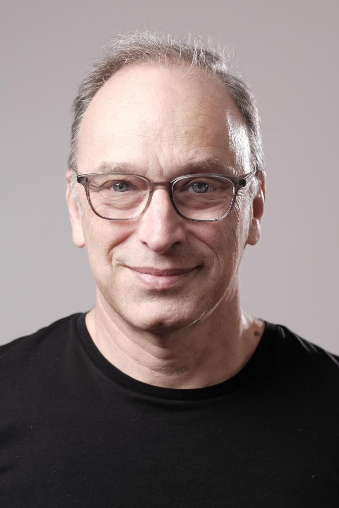 Dominique Sciamma, directeur de Strate école de design.