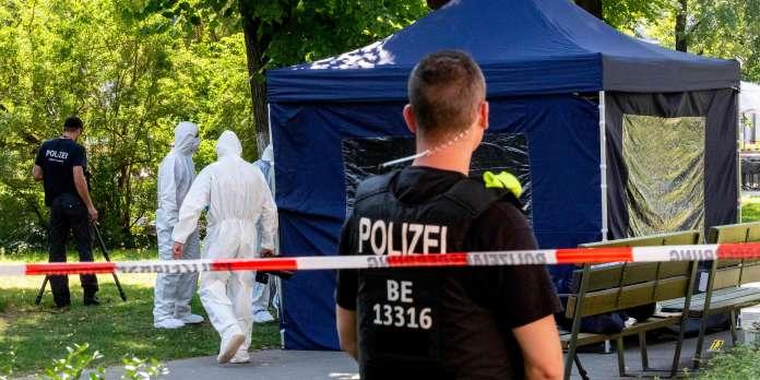 L'Allemagne conteste les propos de Poutine sur l'assassinat d'un Géorgien à Berlin