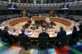 Lors du Conseil européen à Bruxelles, le 13 décembre 2019.