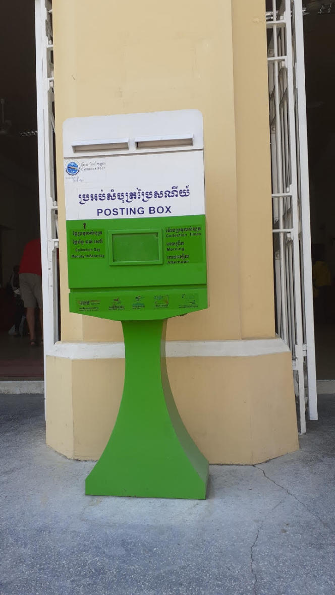 A Phnom Penh.
