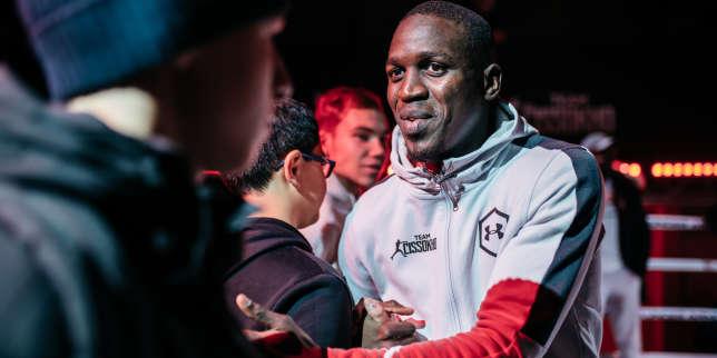 Le boxeur Souleymane Cissokho n'oublie pas son histoire