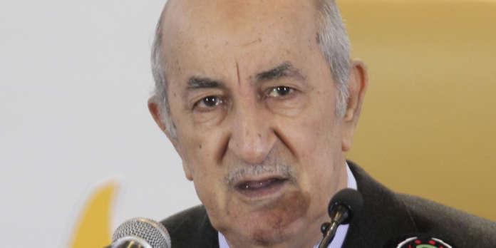 En Algérie, le mouvement contestataire Hirak face au nouveau président