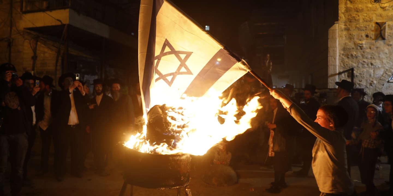 «Une forme d'antisionisme relève moins d'une idéologie que d'une vision du monde plaçant Israël au cœur du mal»