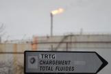 La raffinerie Total à Gonfreville-l'Orcher, le 14 décembre.