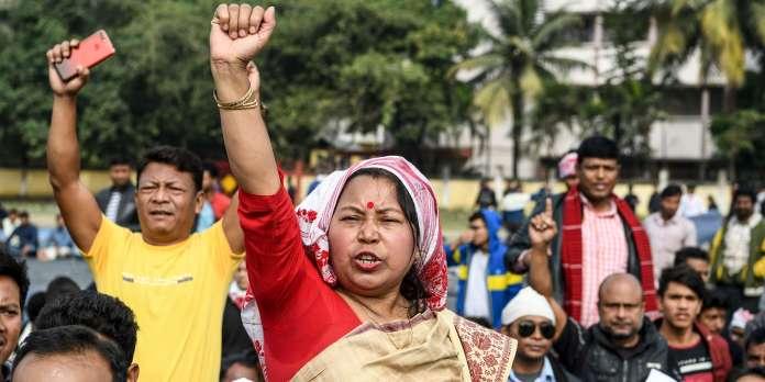 Le nord-est de l'Inde s'enflamme contre Narendra Modi