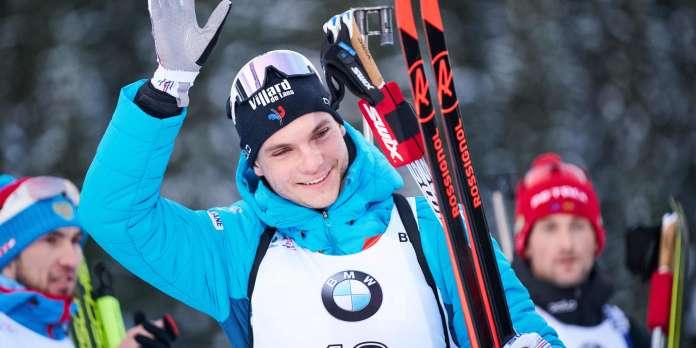 Coupe du monde de biathlon : premier podium pour Emilien Jacquelin, Martin Fourcade 10e