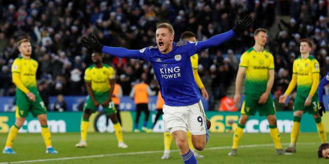 Football: les «Foxes» de Leicester montrent à nouveau leurs crocs