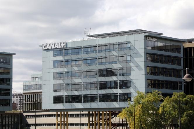 Les bureaux de Canal, à Boulogne-Billancourt (Hauts-de-Seine), en septembre 2017.