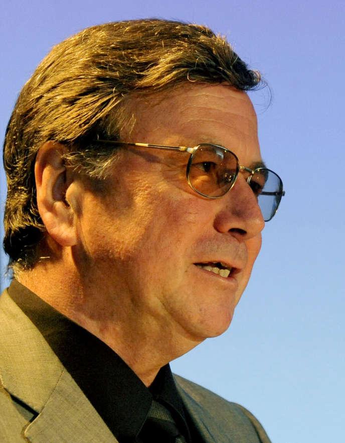 Gérard Detourbet, à Casablanca, le 3 juin 2009.