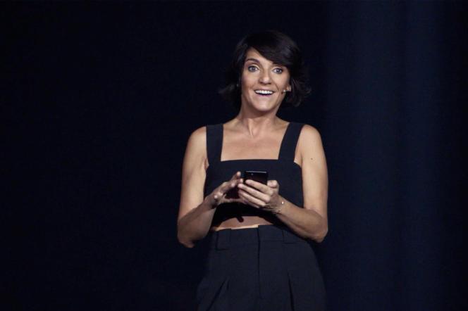 L'humoriste sur scène à Montpellier avec «Florence Foresti épilogue».