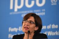 Valerie Masson-Delmotte, en 2018.