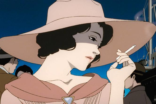 «Millennium Actress», de Satoshi Kon, chef-d'œuvre méconnu du cinéma d'animation japonais, est sorti dans ce pays en 2002.