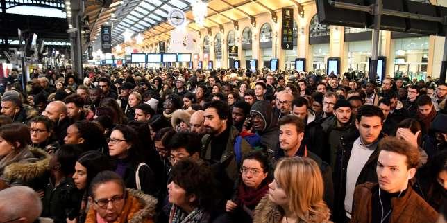 Réforme des retraites : à la SNCF, les regards sont tournés vers les grands départs du week-end