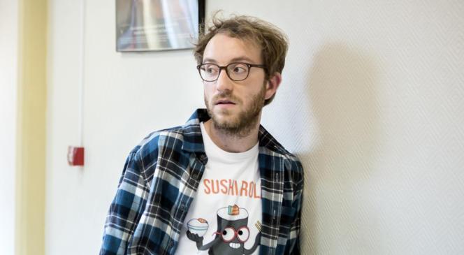 L'acteur Sébastien Chassagne est l'« Irresponsable».
