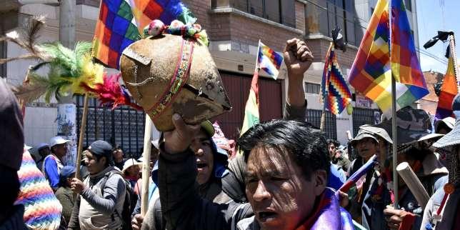 Après Evo Morales, les nouvelles fractures de la Bolivie