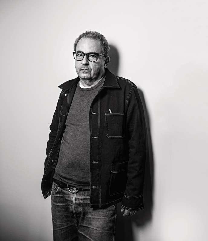 Jean Touitou, fondateur de la marque de vêtements A.P.C.
