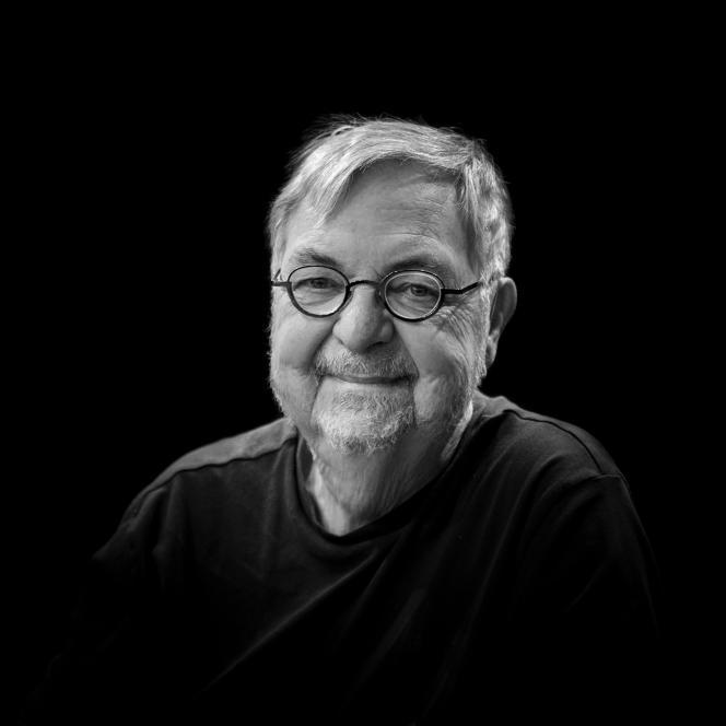 L'écrivain canadien Michel Tremblay à Montréal, en novembre 2019.